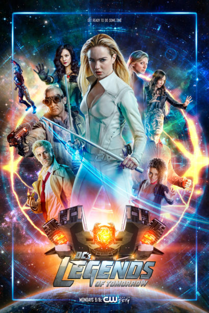 DC's Legends of Tomorrow – S04
